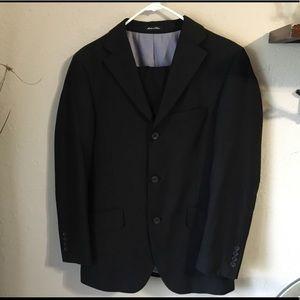 Men's suit blazer and pants